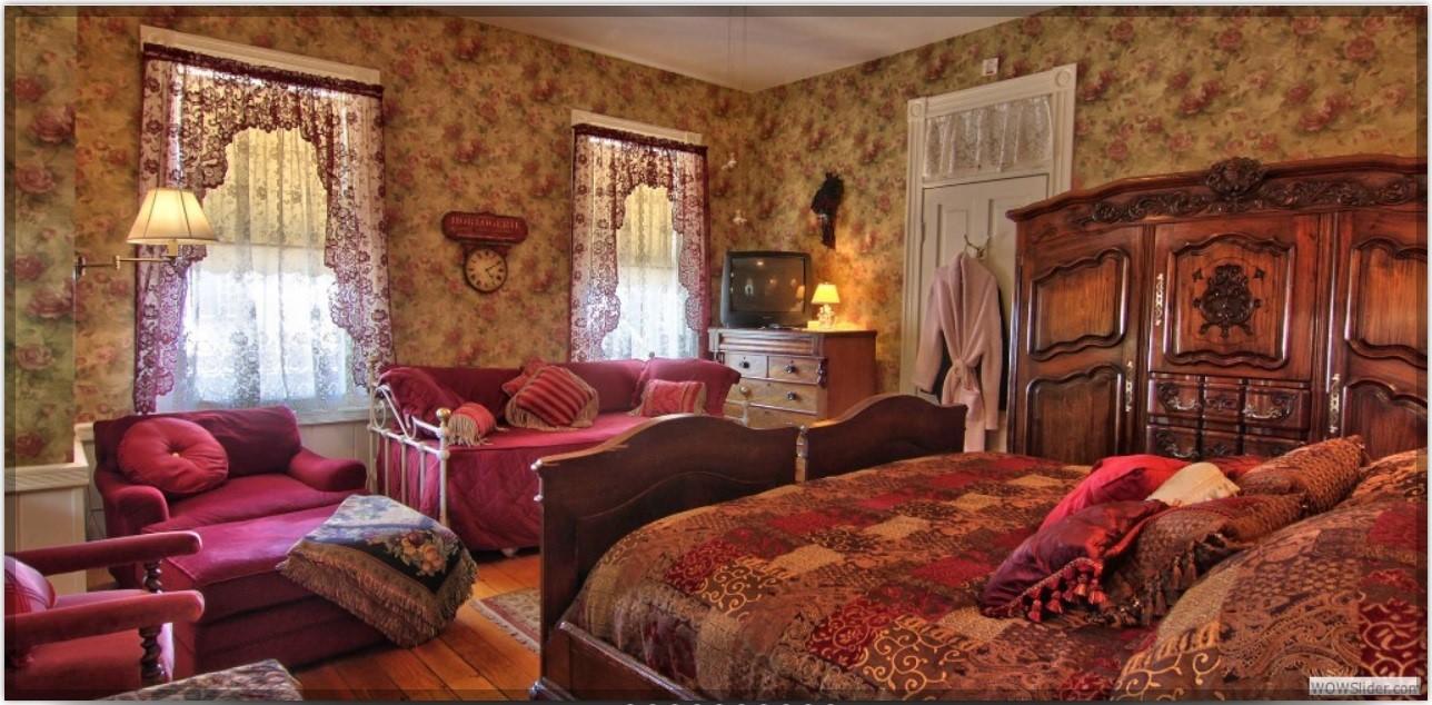 Luxury Bed & Breakfast Accommodations Georgetown CA